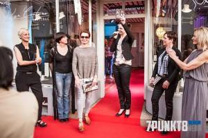 Modenschau bei Kyr Couture