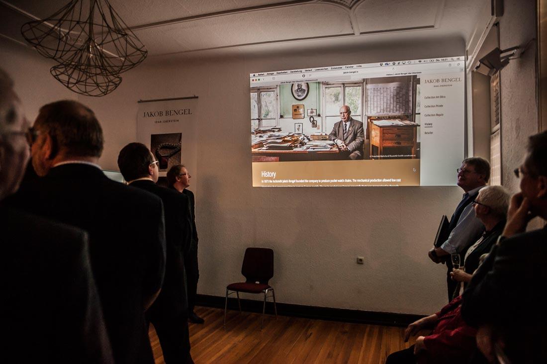 Jakob Bengel Idar-Oberstein Webseite geht online