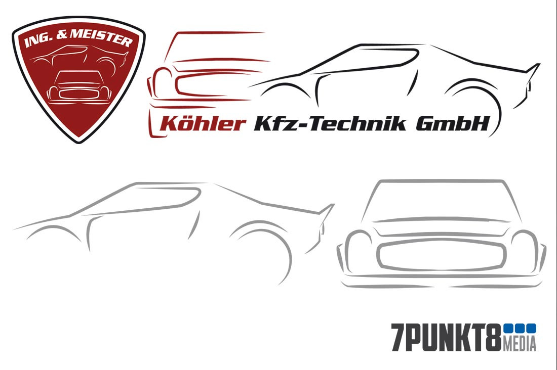 Köhler KFZ-Technik GmbH Logo-Gestaltung