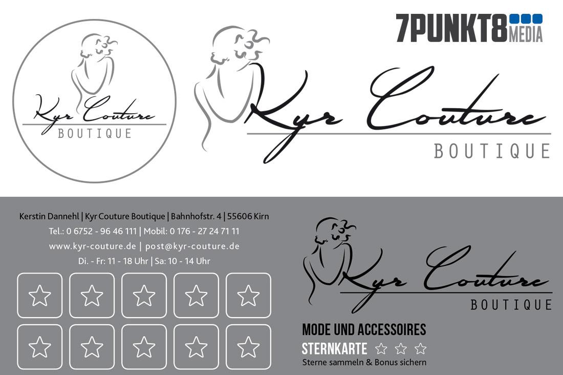 Kyr Couture Sternkarte Bonusheft