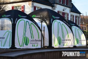 Landesforsten Air-Tent Zelt