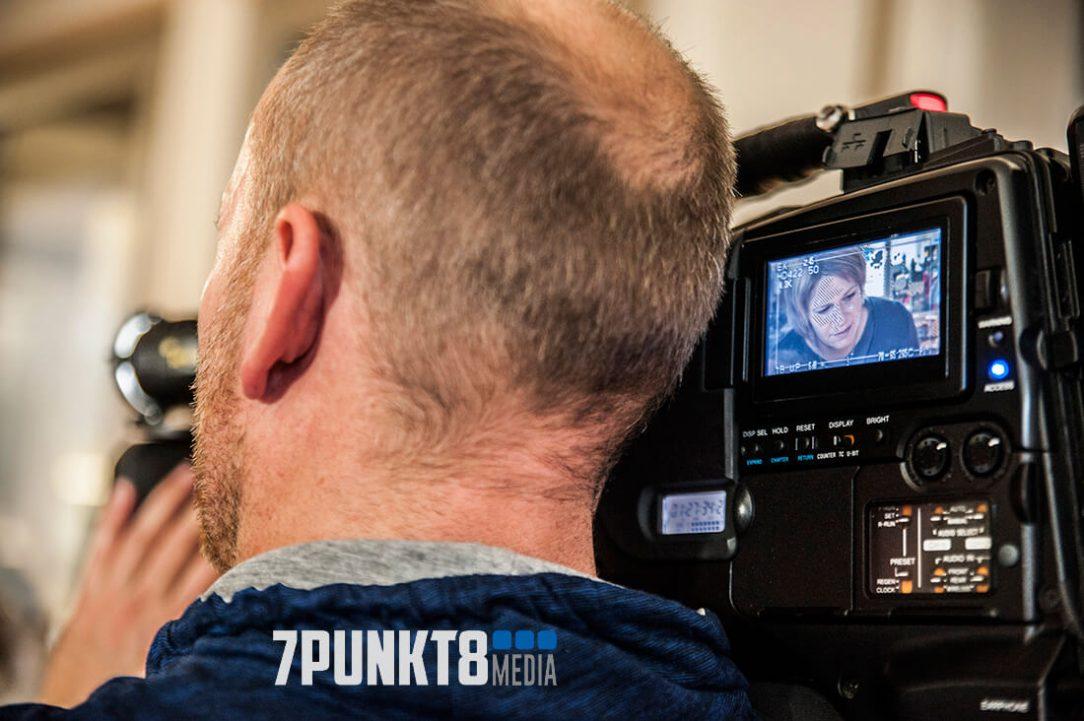 Fotoshooting vs. Filmshooting Stephan KG 7PUNKT8 Media