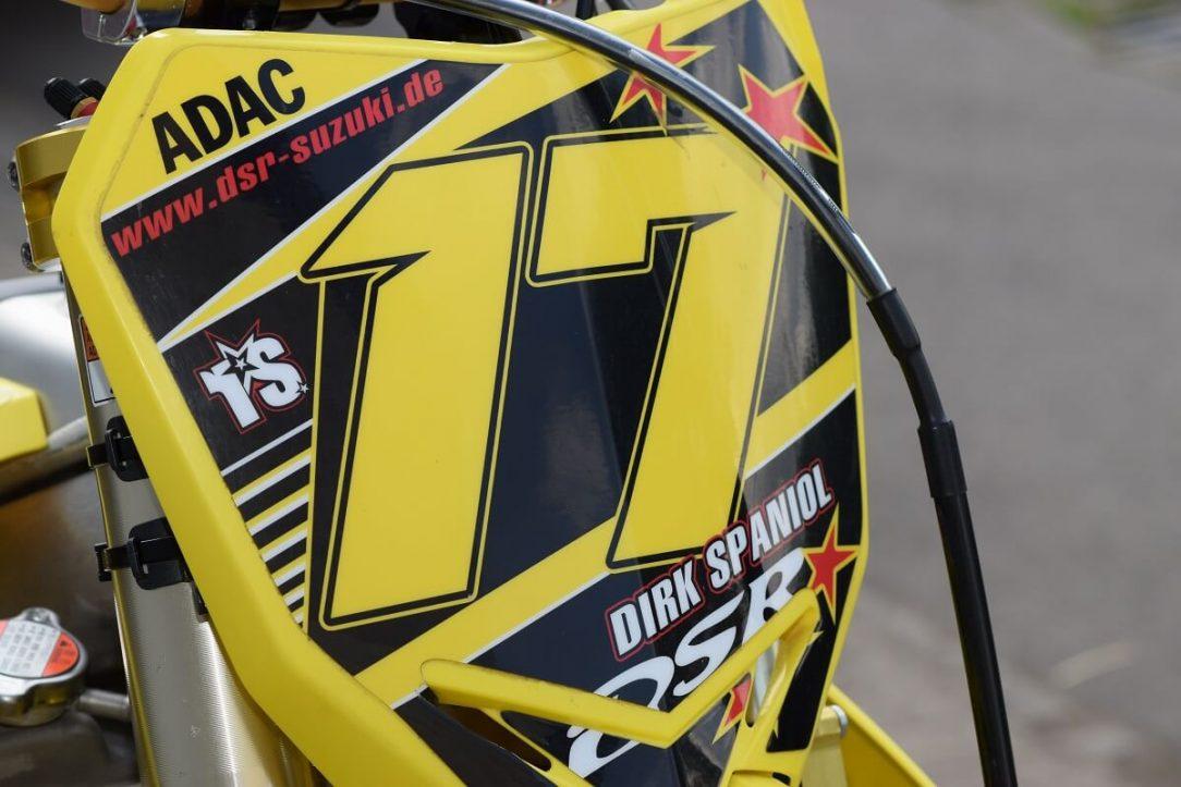 Dirk Spaniol beendet Rennkarriere