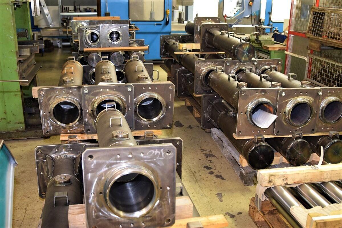 """Die Fuchs-Hydraulik GmbH steht für das Qualitätssiegel """"Made in Germany""""."""