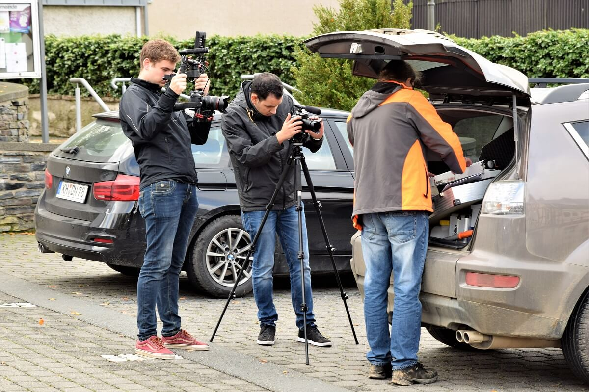 Werbevideos, Imagefilme und Fotos Werbeagentur Bad Sobernheim