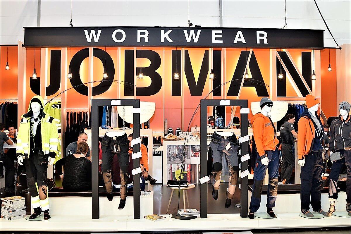 Über 200 Corporate Fashion Aussteller waren vor Ort.