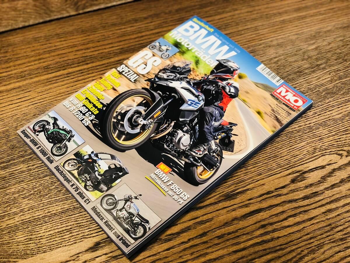 Mo Medien BMW Motorräder 7PUNKT8 Media