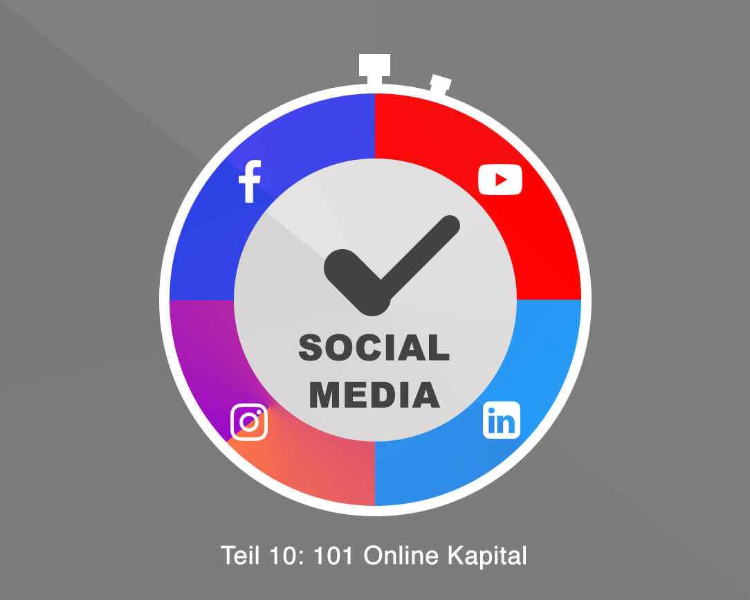 101 Online Kapital - Teil 10 Social Media
